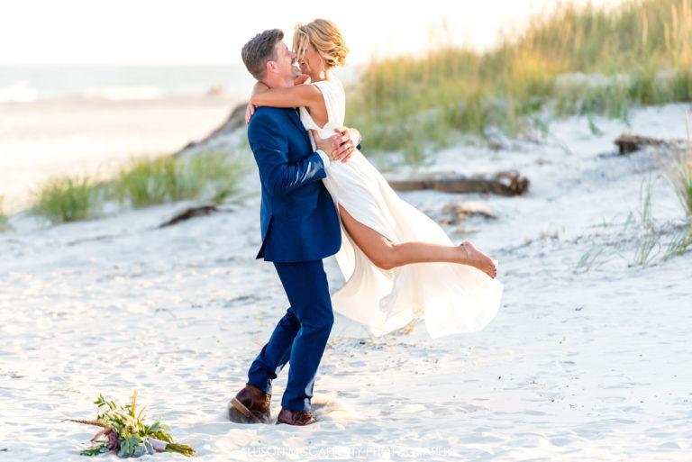 Kelly & Craig – A Surprise Wedding in Brigantine