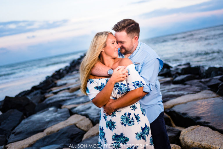 Connor & Dana | Brigantine Engagement Session