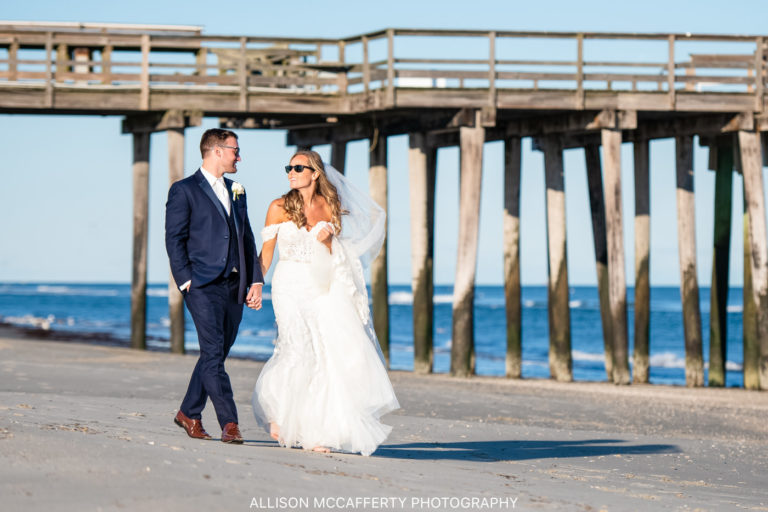Samantha & Ryan at the Windrift, Avalon NJ