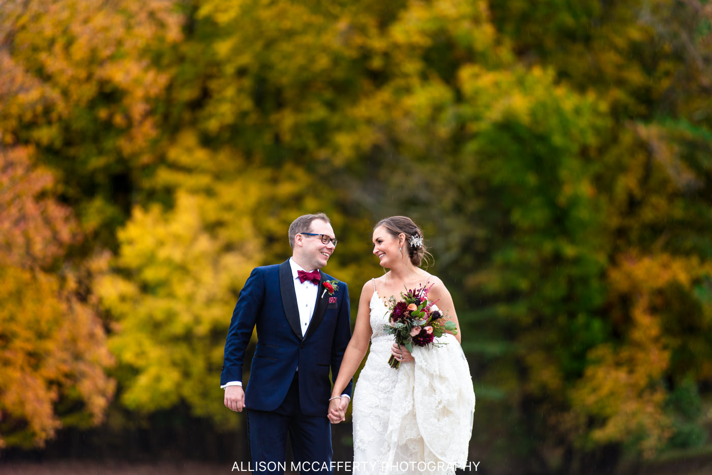 Amanda & Chris at Woodcrest Country Club