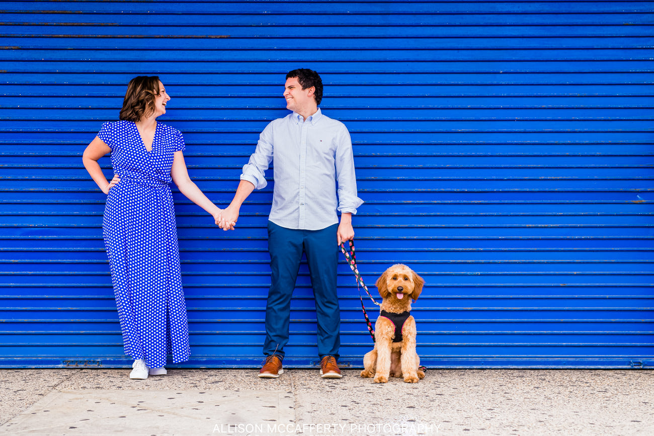 Erin & Paul – Engagement Session in Seaside Heights