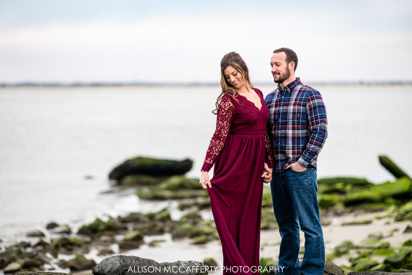 Margate NJ Engagement Photos