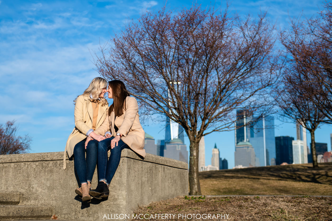 Jersey City Same Sex Wedding Photographer