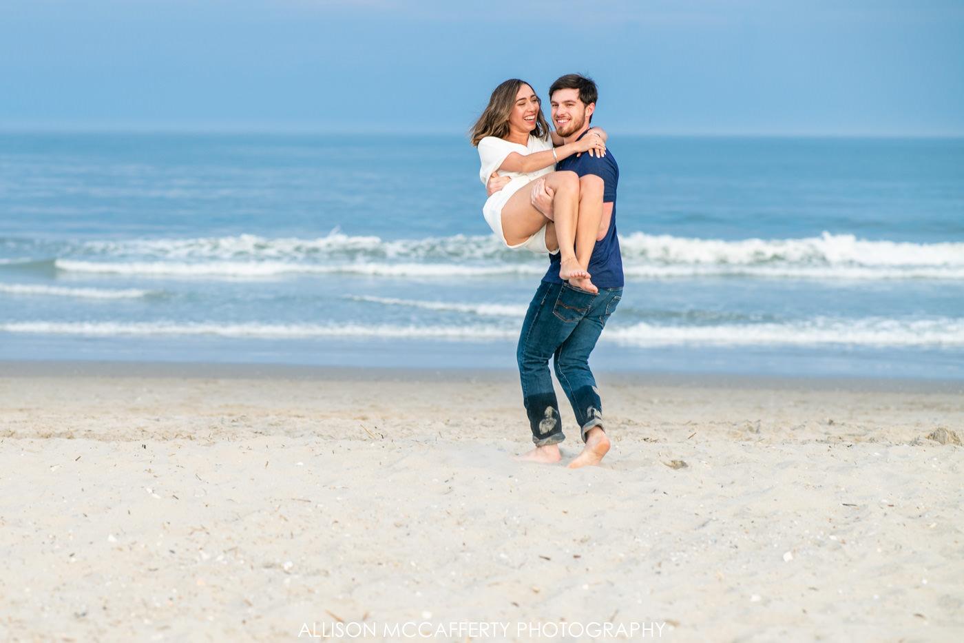 Ocean City NJ Engagement Pictures