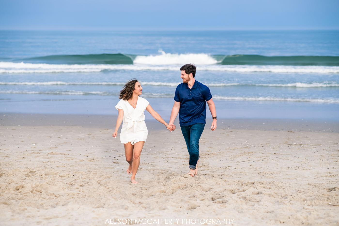 Engagement Photos in Ocean City NJ