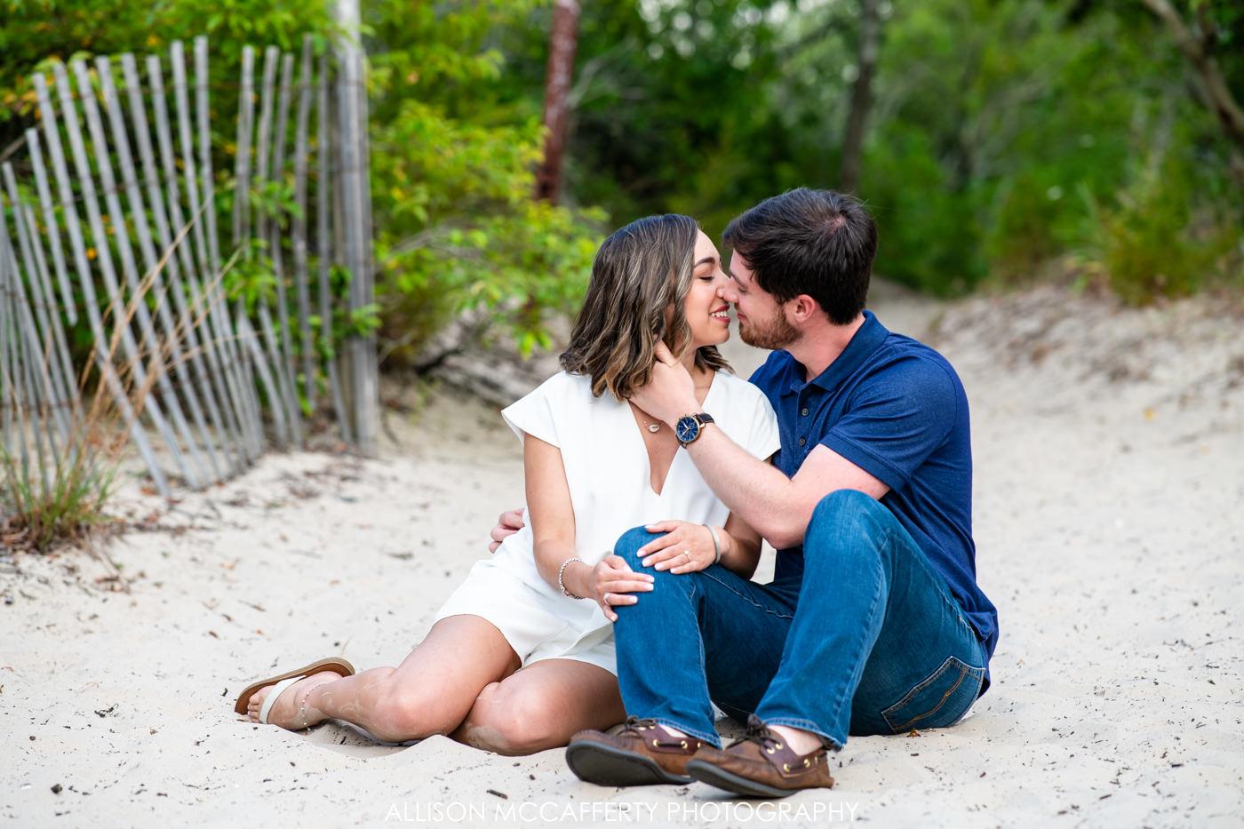 Ocean City NJ Engagement Photographer