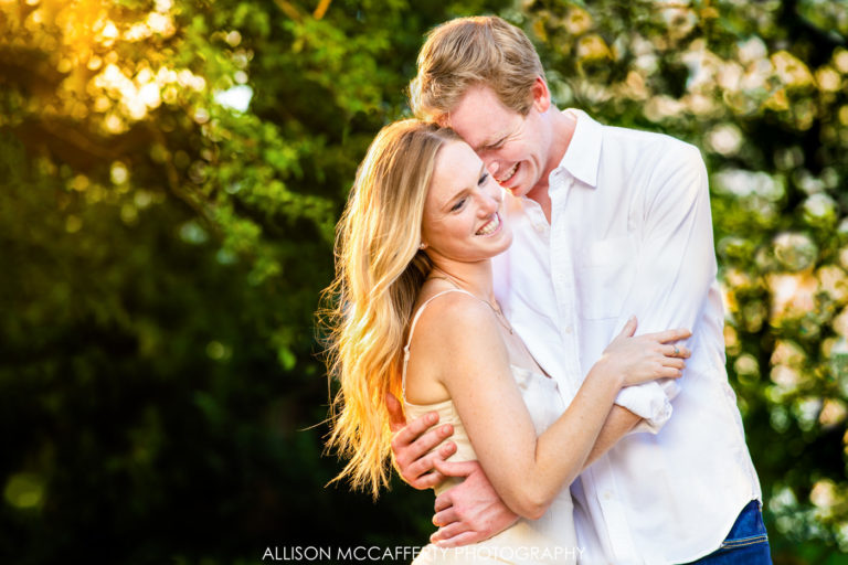Holly & Brandon's Old City Philadelphia Engagement Session