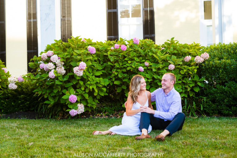 Taylor & Ryan | Cape May Engagement