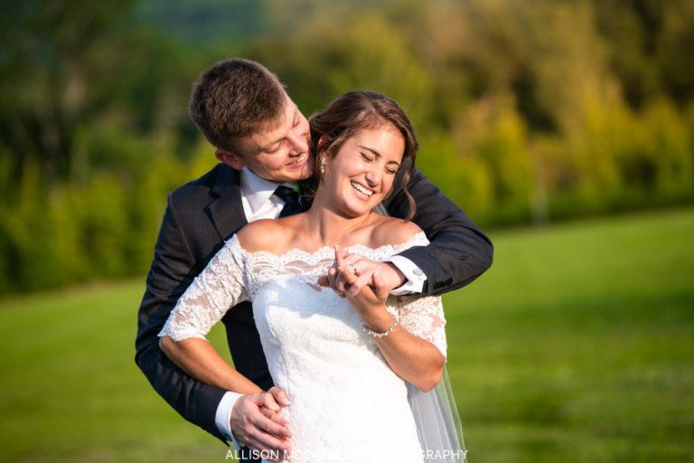 Kate & Joe | Long Valley NJ Backyard Wedding