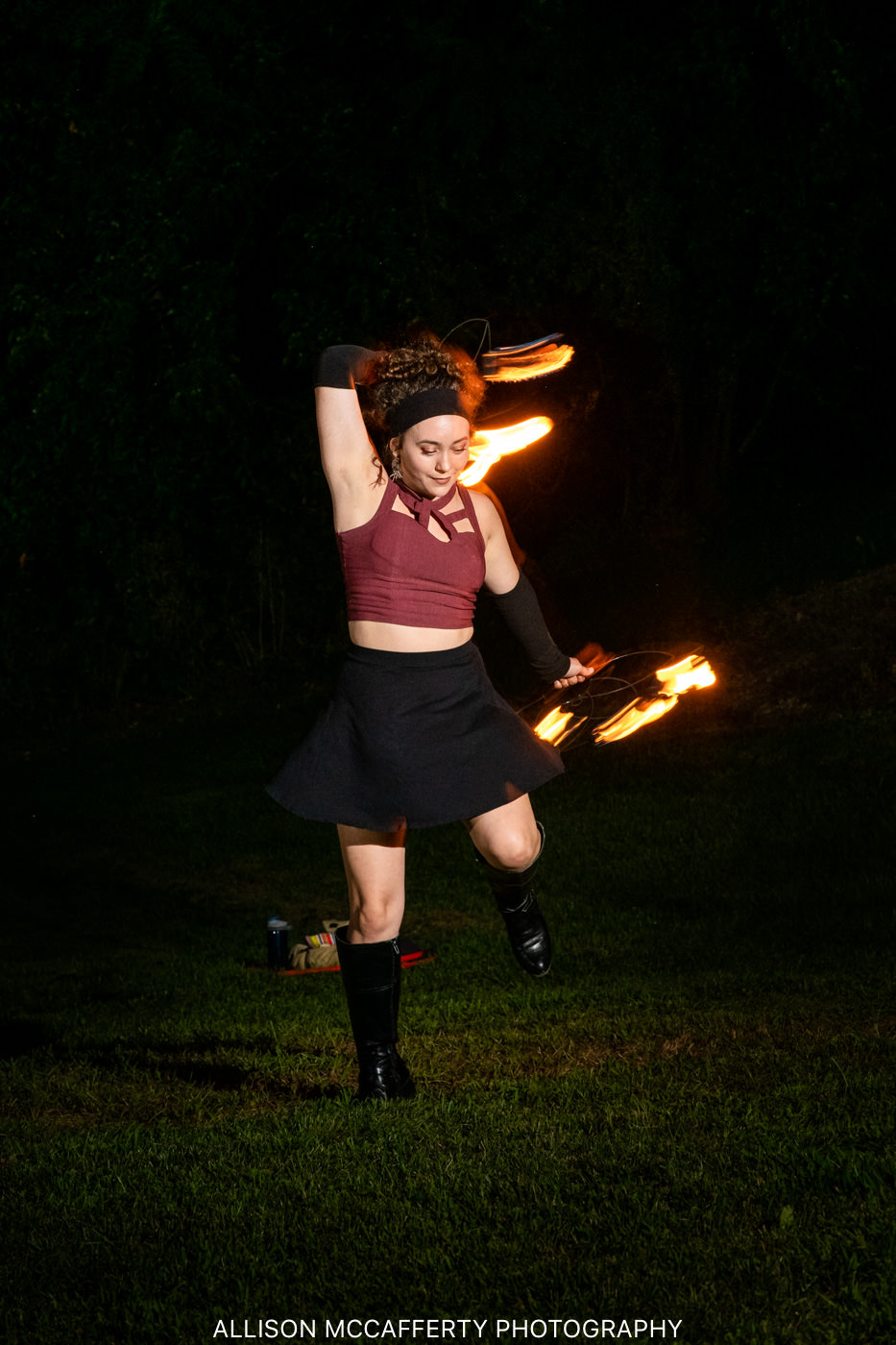 Fire Dancer Photography PA