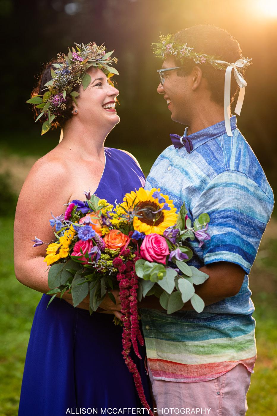 Pennsylvania Backyard Wedding