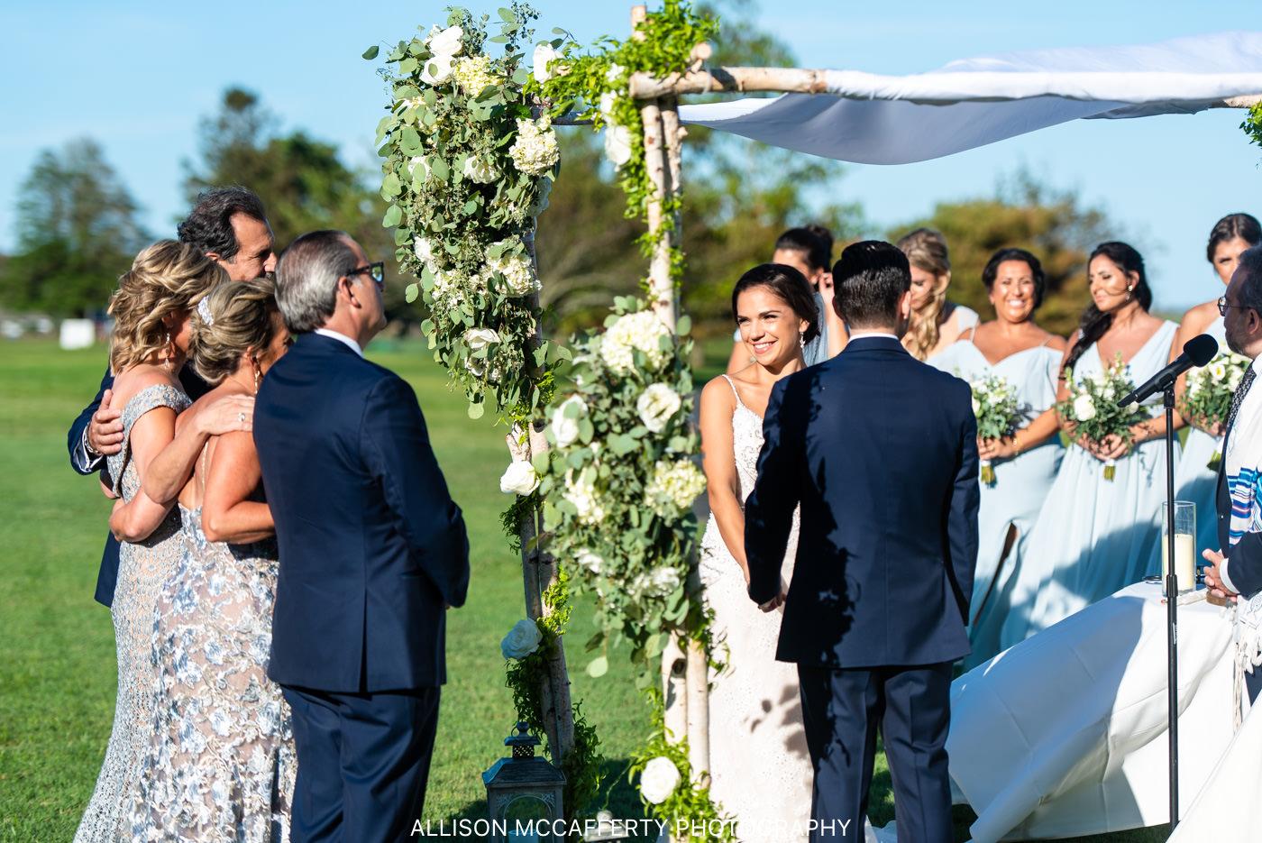 Sadie & Joe   Linwood Country Club Wedding