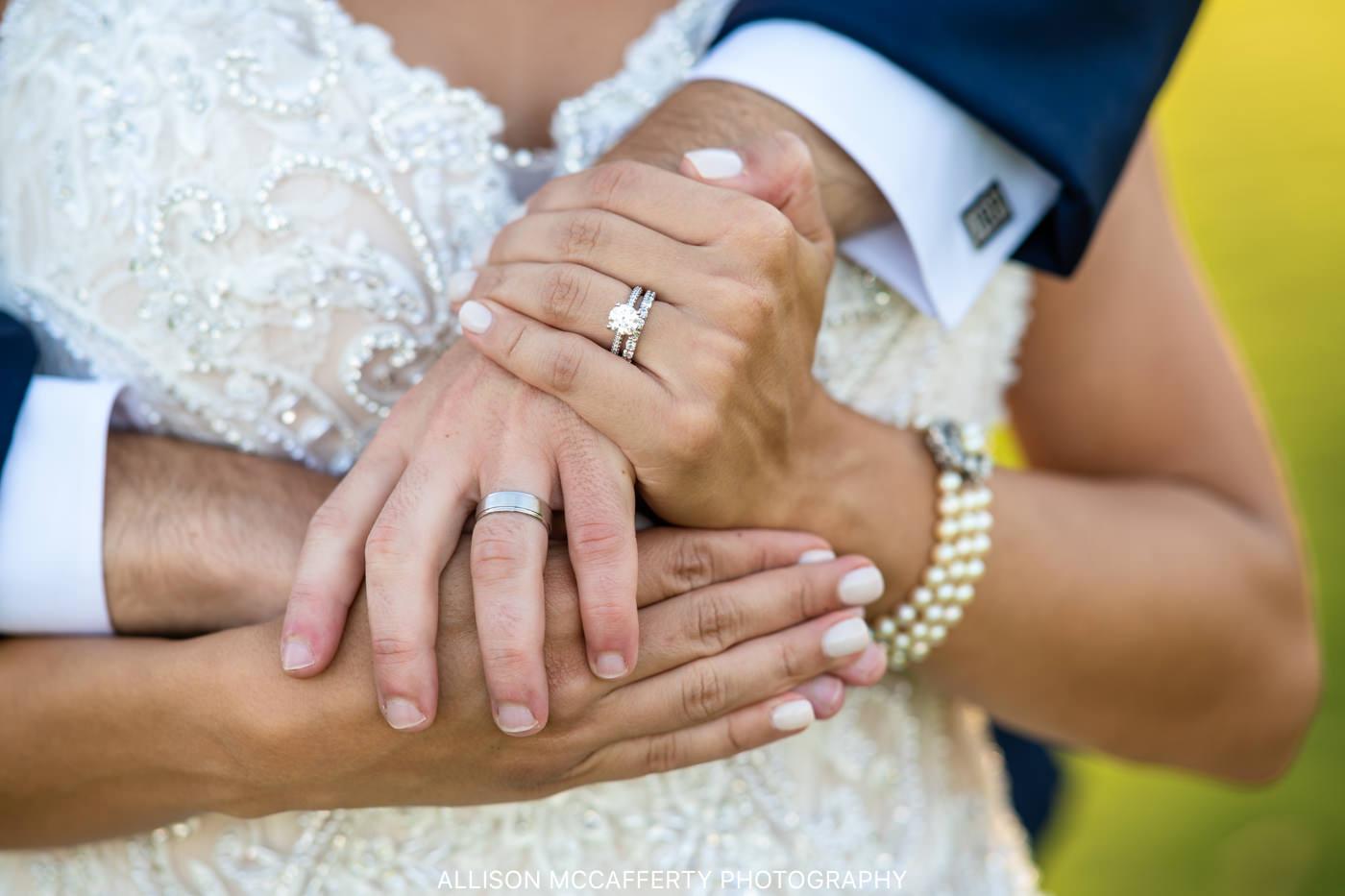 NJ Outdoor Wedding Venue Photo