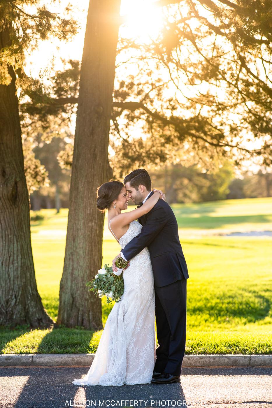 NJ Outdoor Wedding Venue Photos