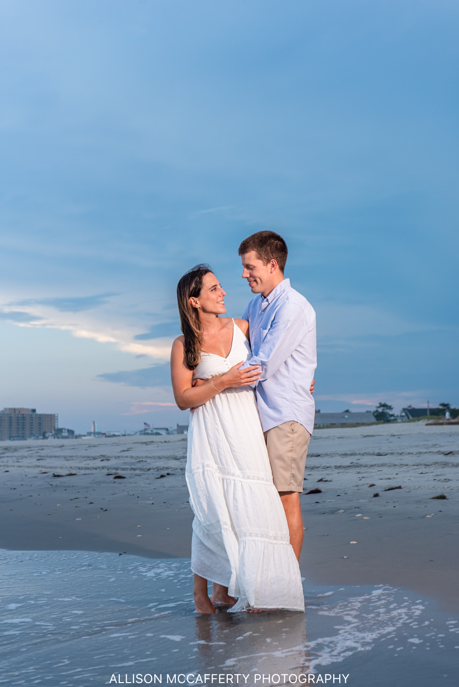 OCNJ Beach Wedding Photographer