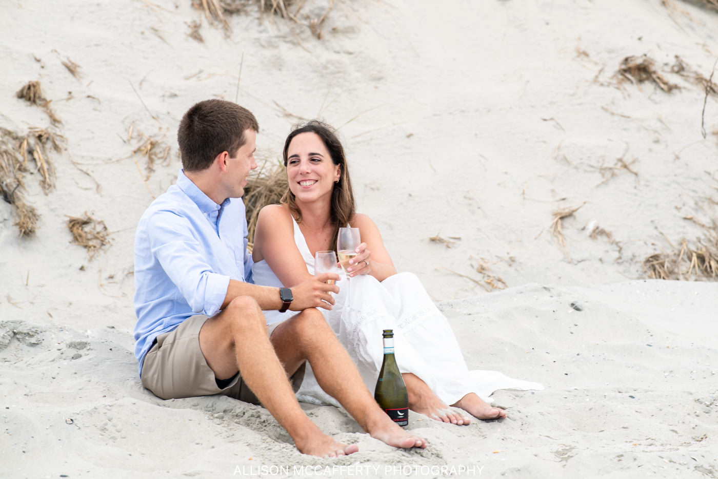 Ocean City NJ Beach Engagement Session