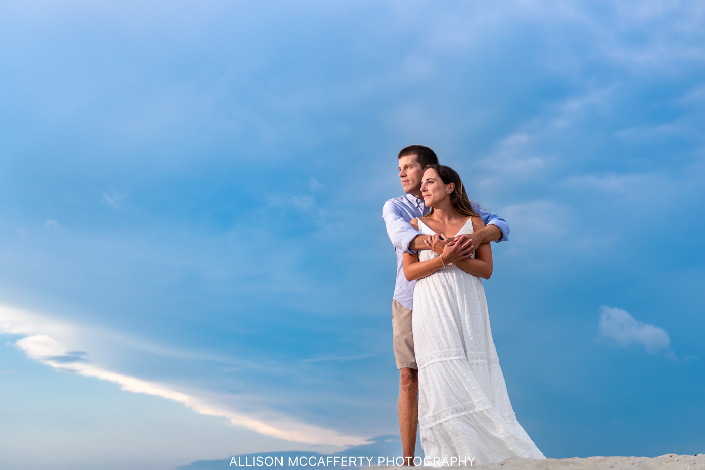 Kim & Eric | Ocean City NJ Beach Engagement