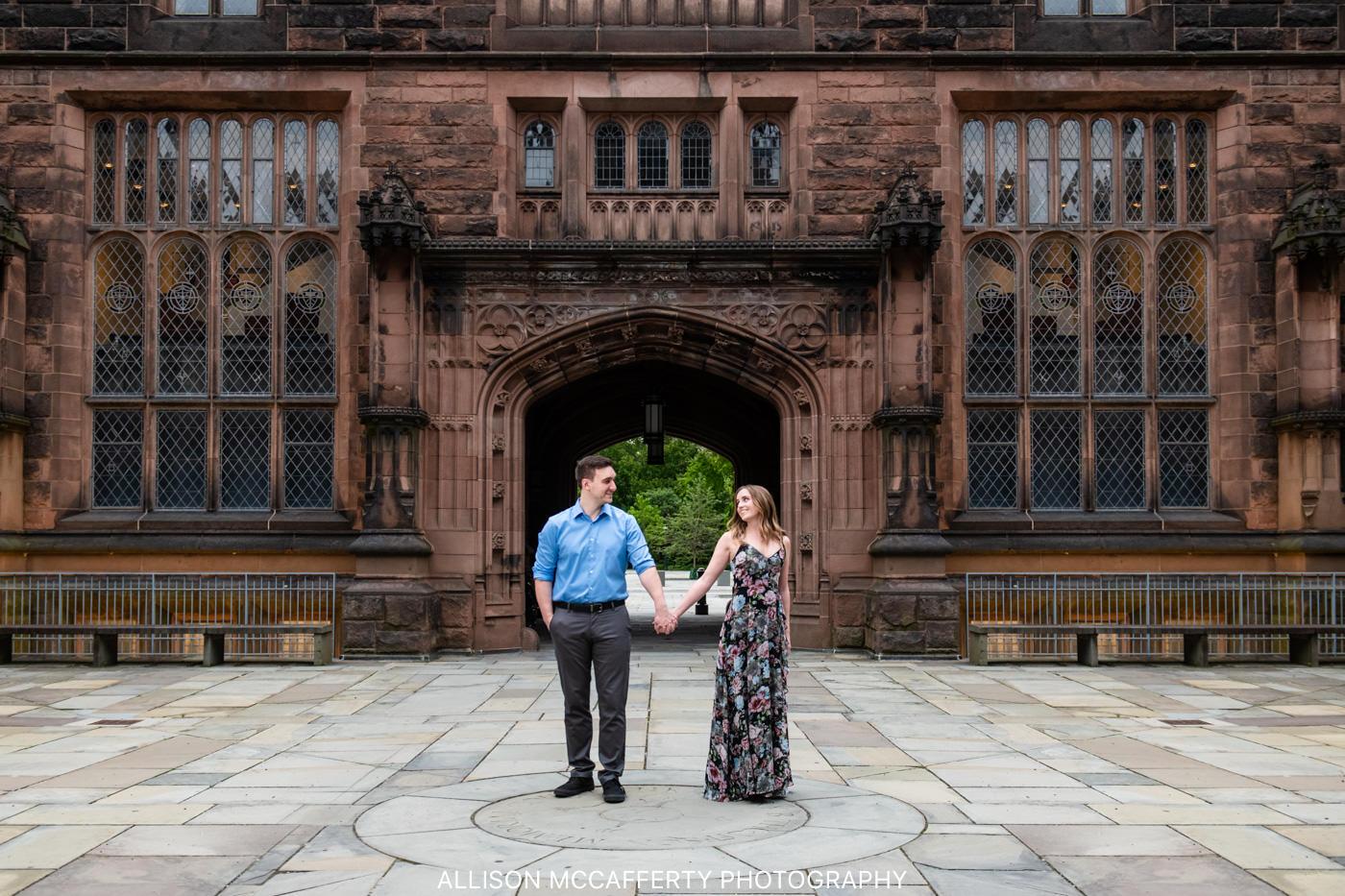 Princeton NJ Engagement Photographers