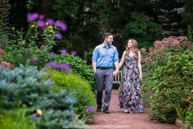 Christine & Chris | Princeton Engagement