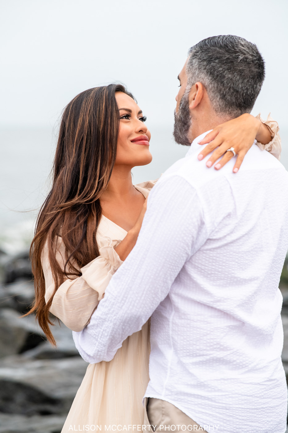 Cape May Engagement Session Photo