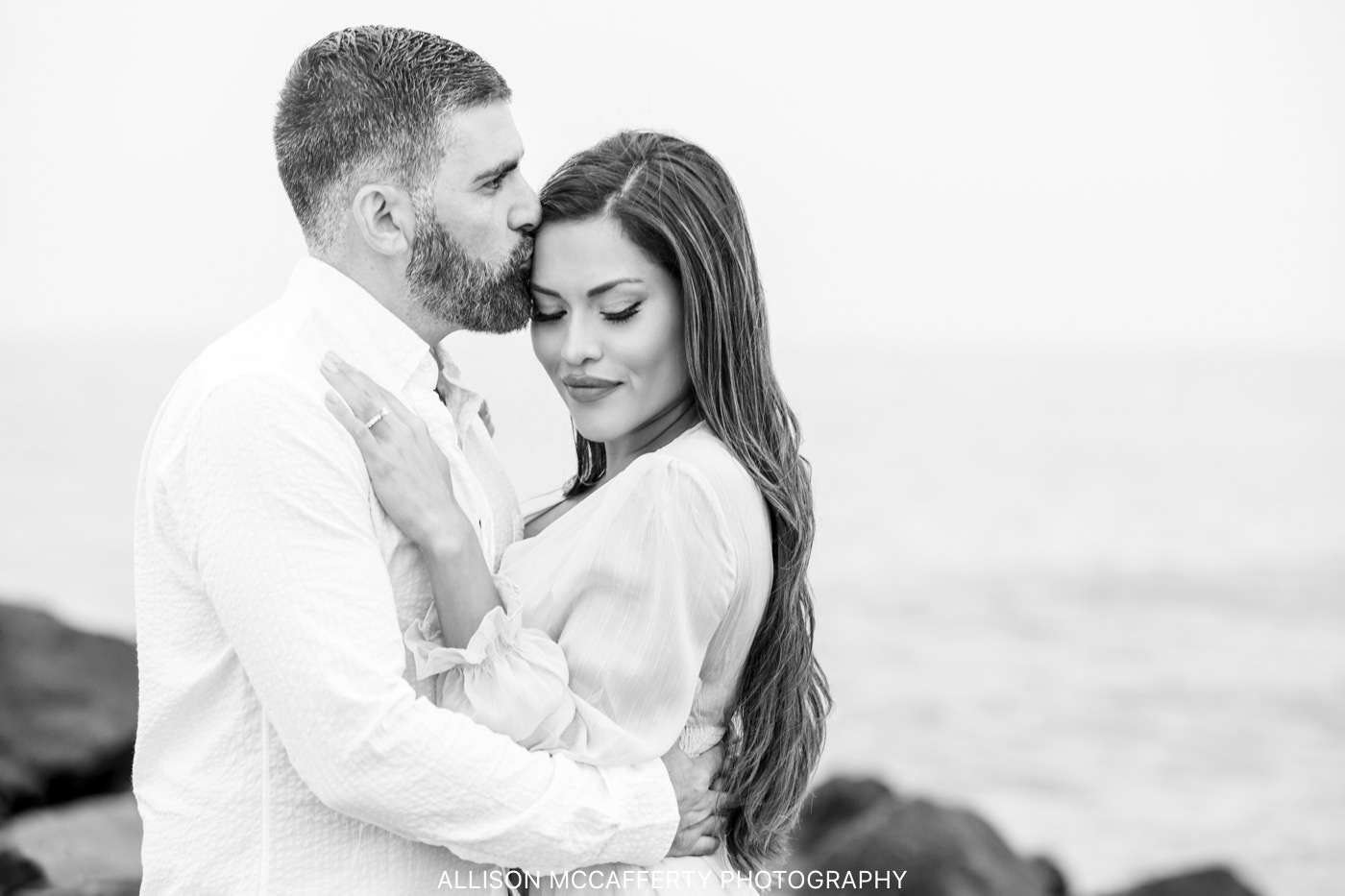 Cape May Beach Engagement