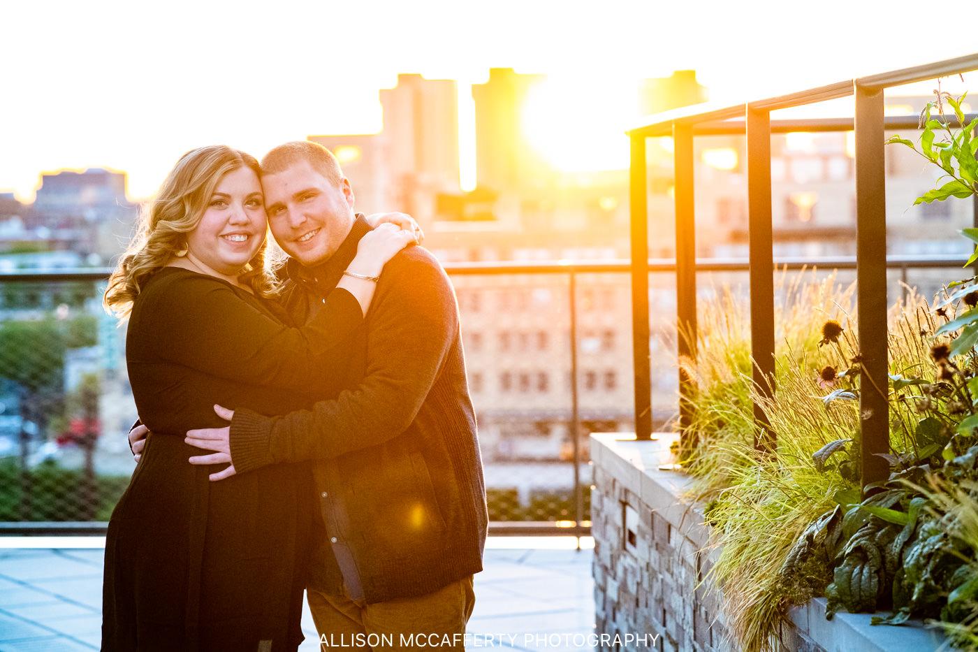 Cira Green Engagement Photos