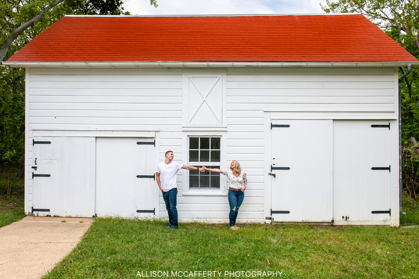 Sandy Hook Engagement Photographer