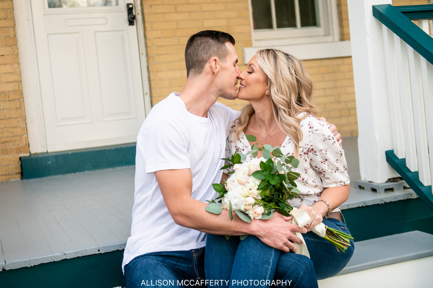 Sandy Hook NJ Engagement Photographers
