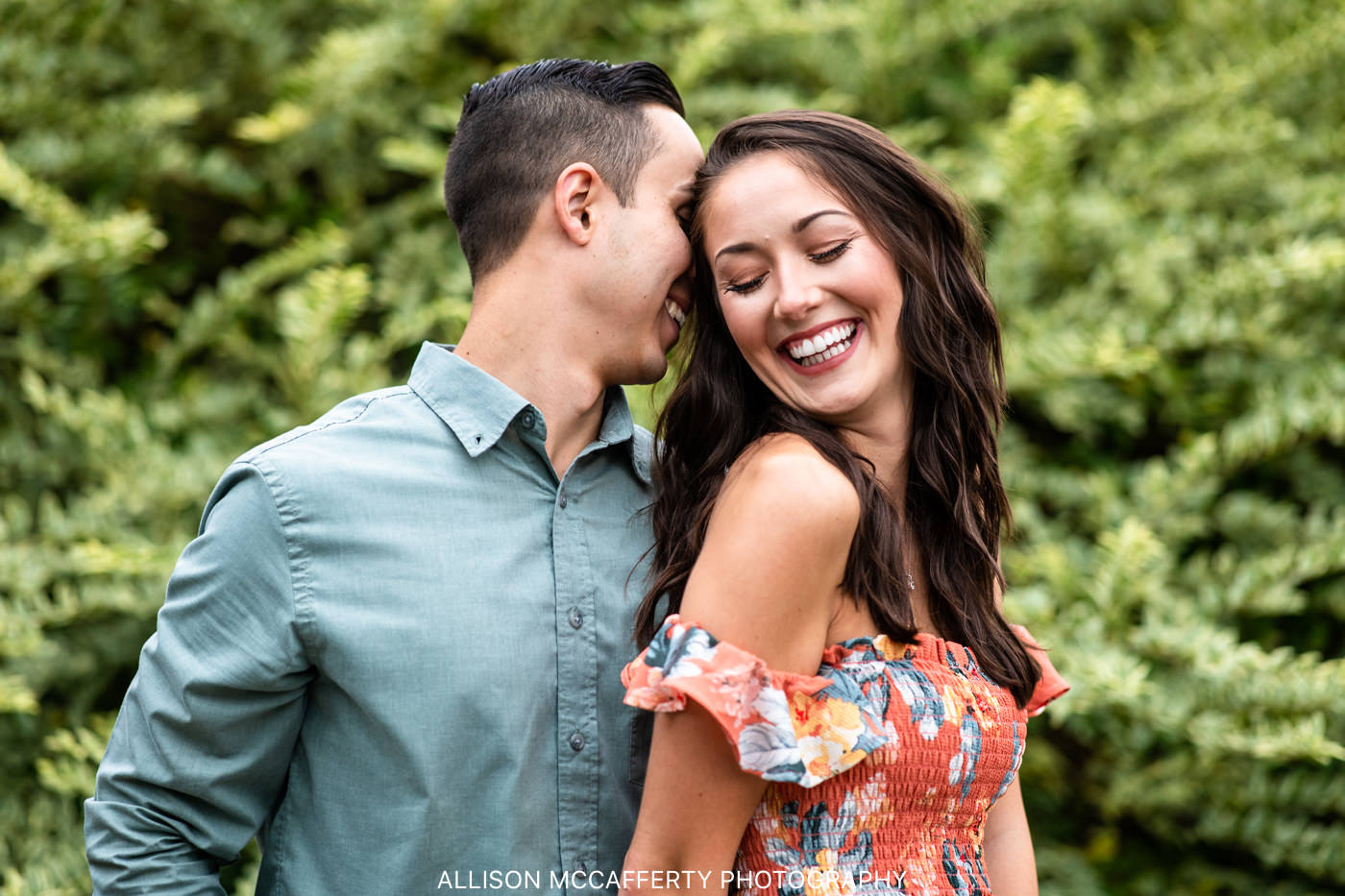 South Jersey Fall Engagement Session
