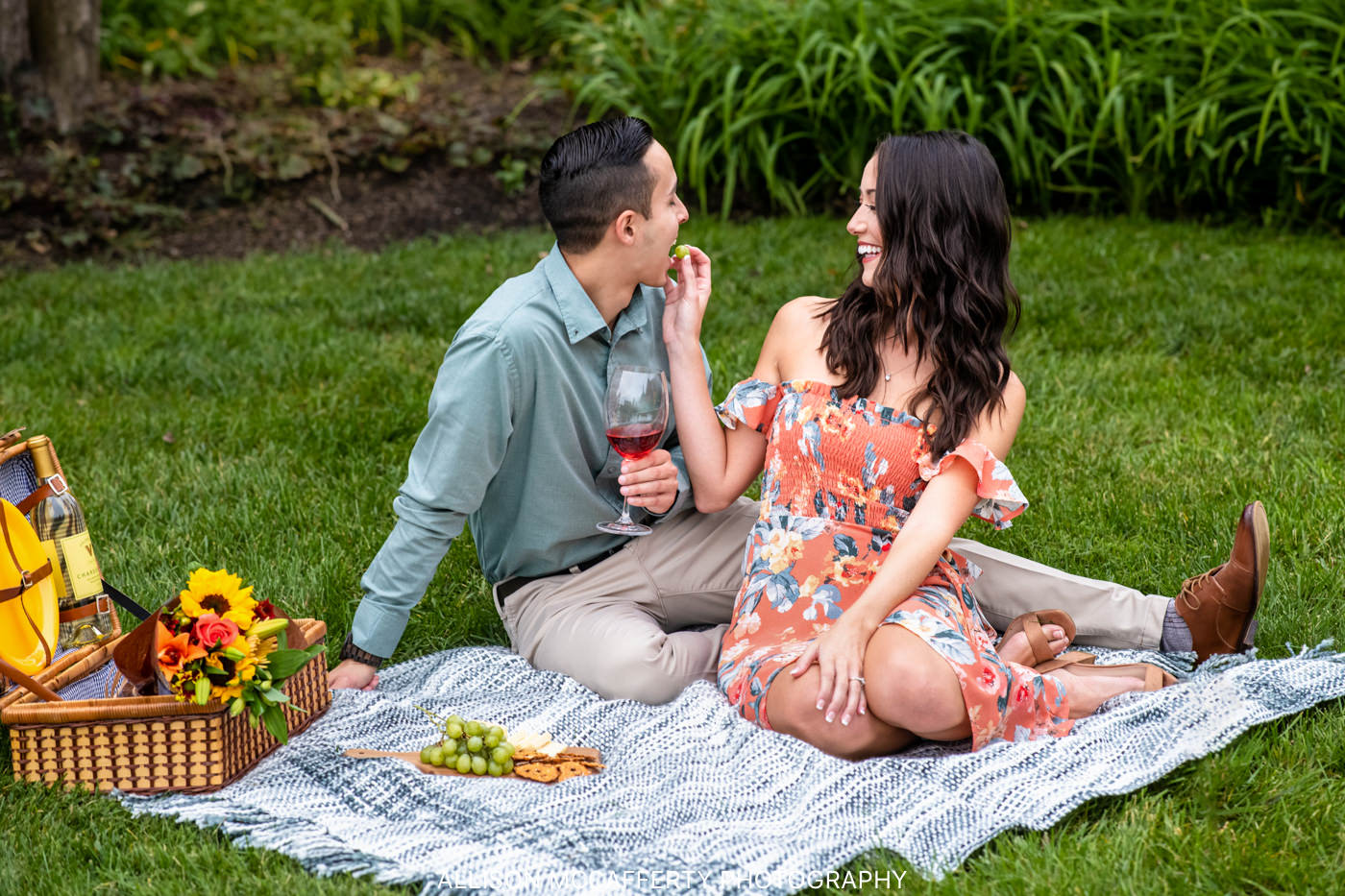 Smithville Mansion Mt Holly Engagement Photos