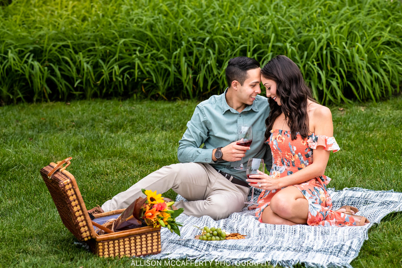 Smithville Mansion Mt Holly Engagement