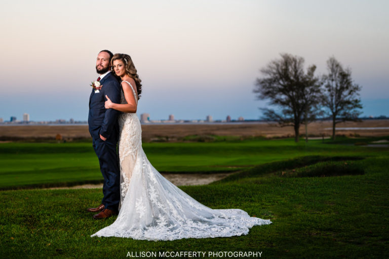 Mary & Jason | Atlantic City Country Club