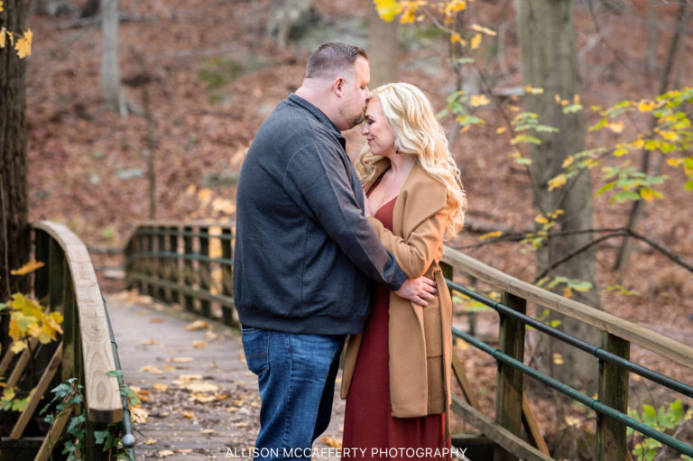 Cait & Matt | Huntington Valley Engagement