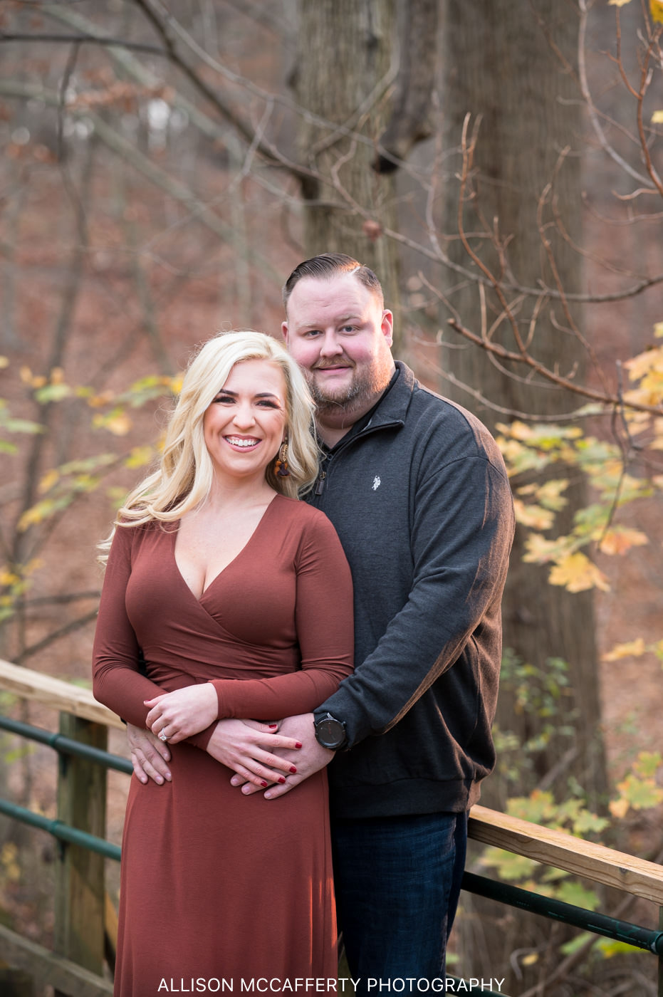 Huntington Valley Engagement Session