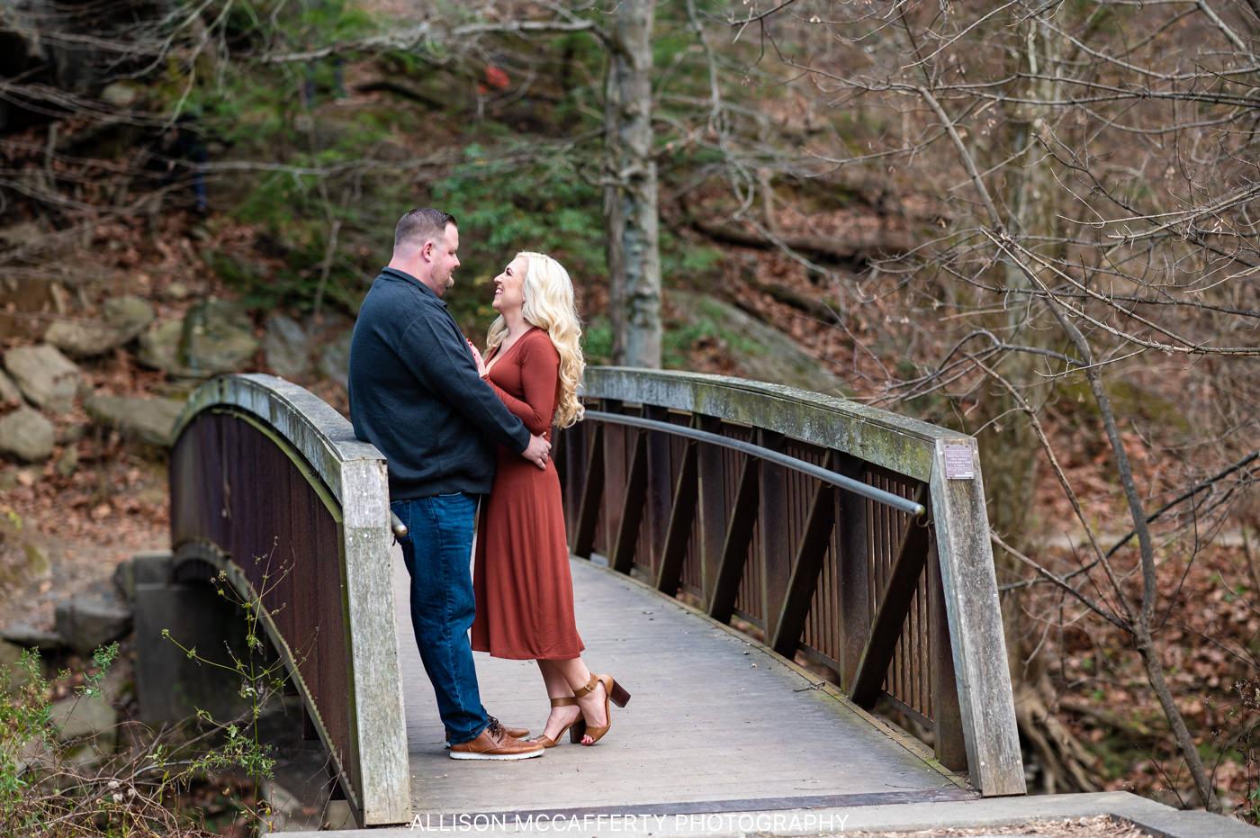 Lorimer Park Engagement Photographer
