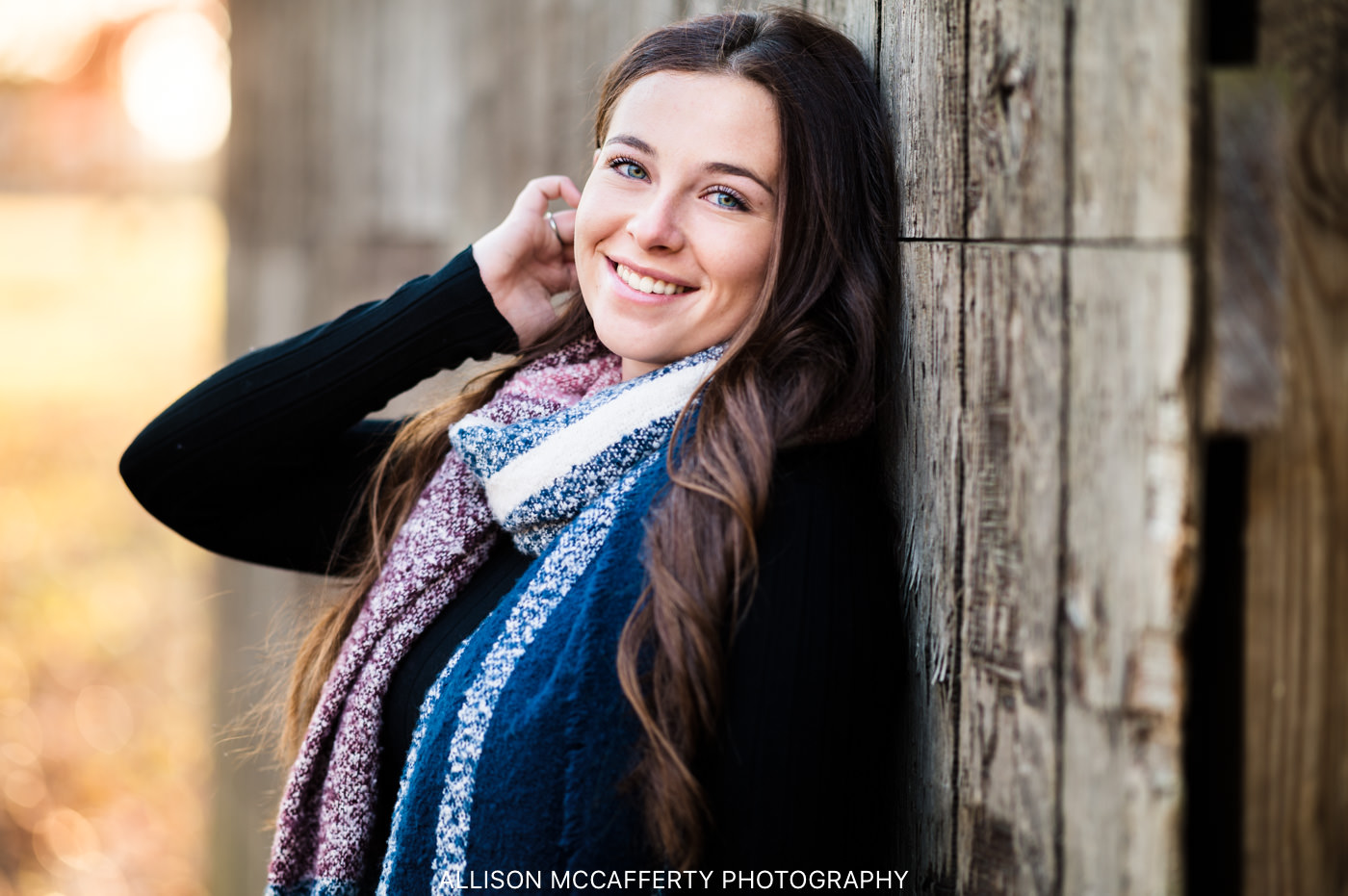 Allie | South Jersey Senior Session