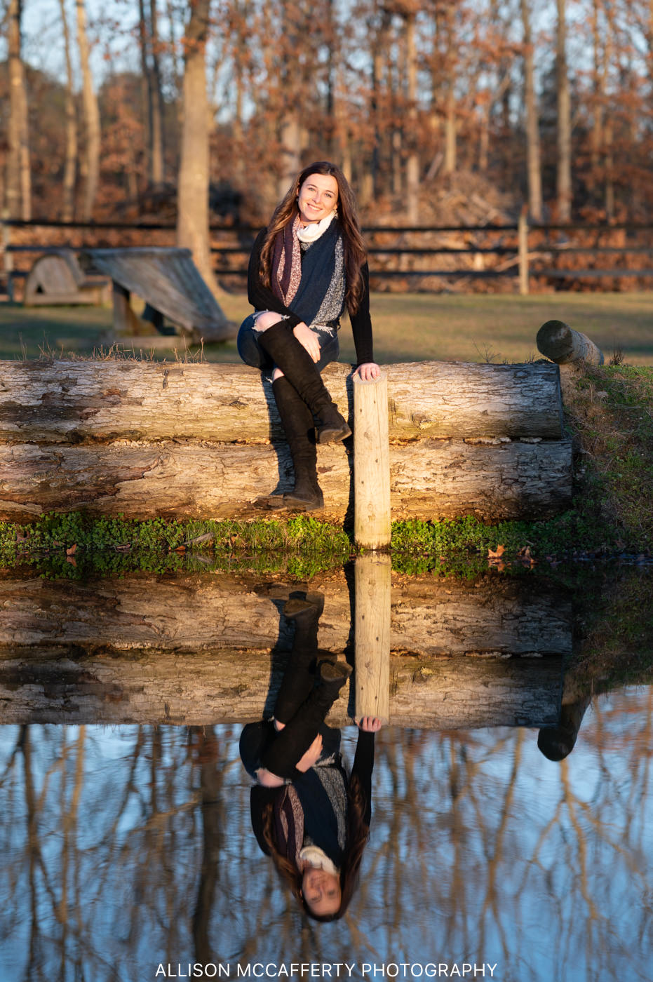 Senior Portrait Sessions in South Jersey