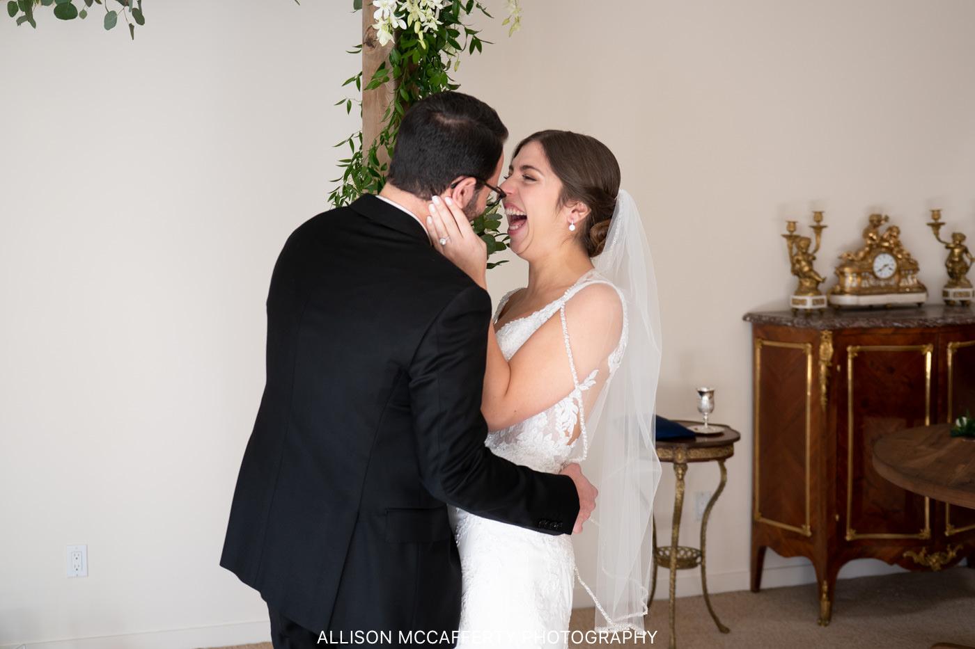 NJ Small Wedding Photography