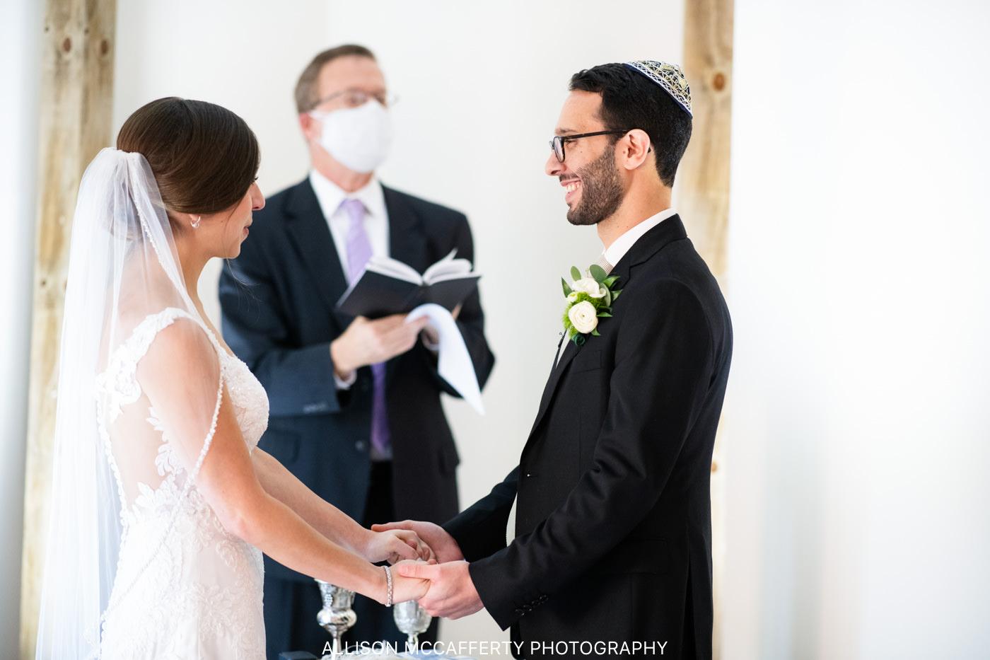 COVID Wedding Story in NJ