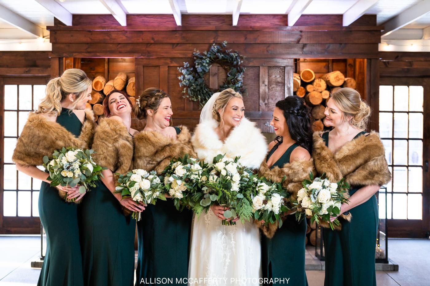 Hamilton Manor Barn Wedding