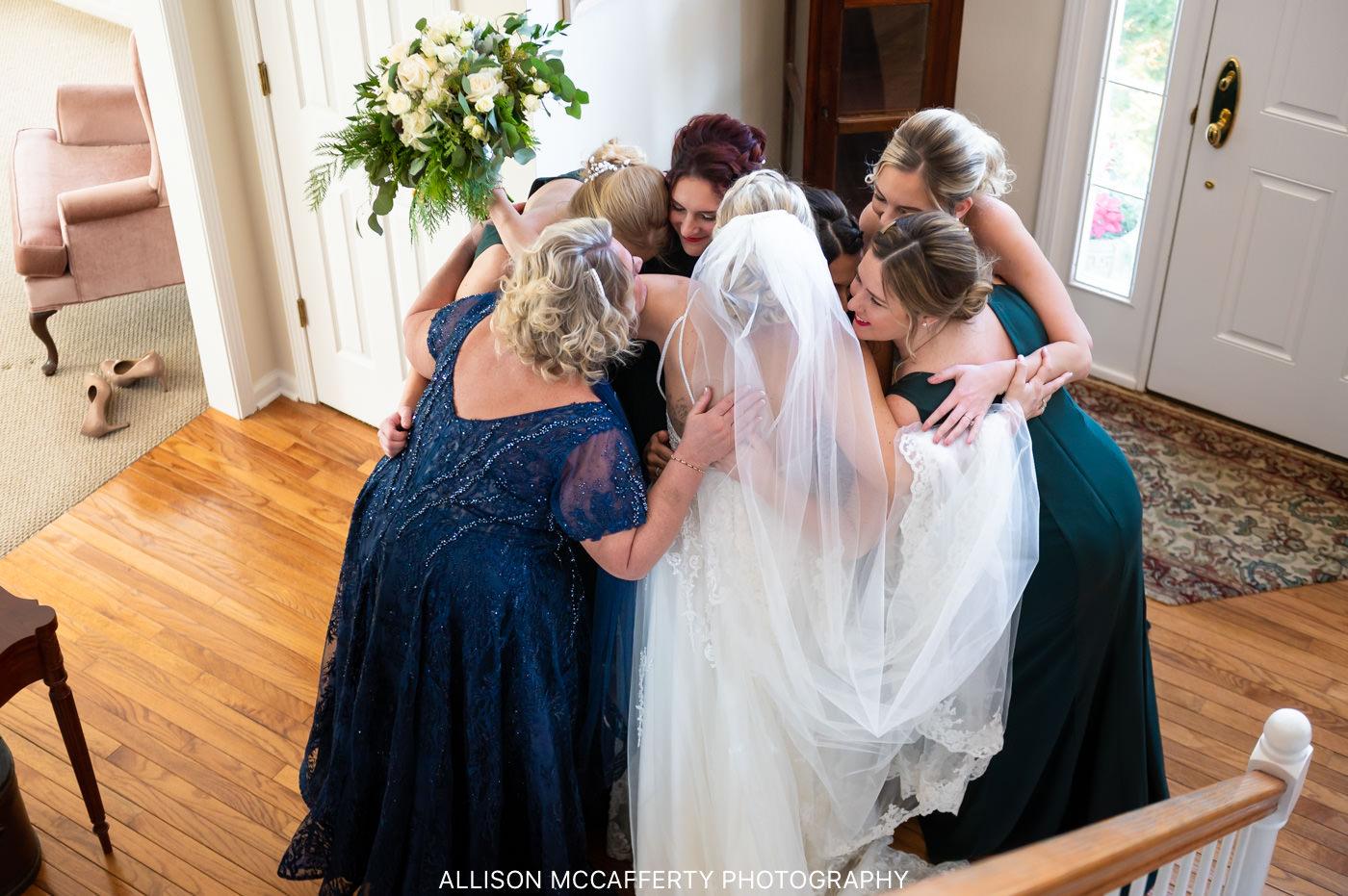 Hamilton Manor Wedding Photos