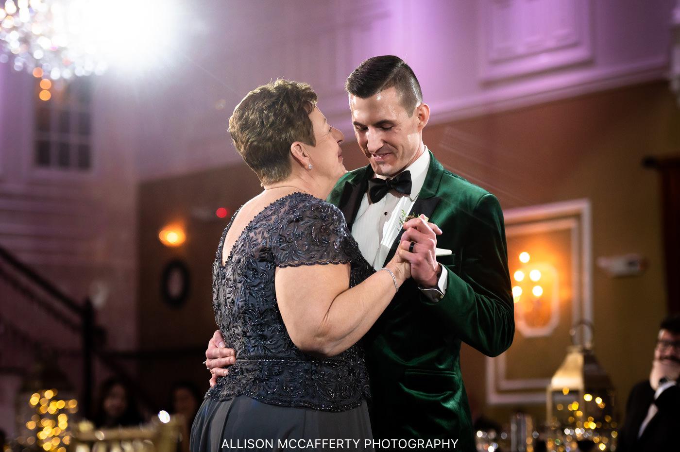 Mother Son Dance Hamilton Manor