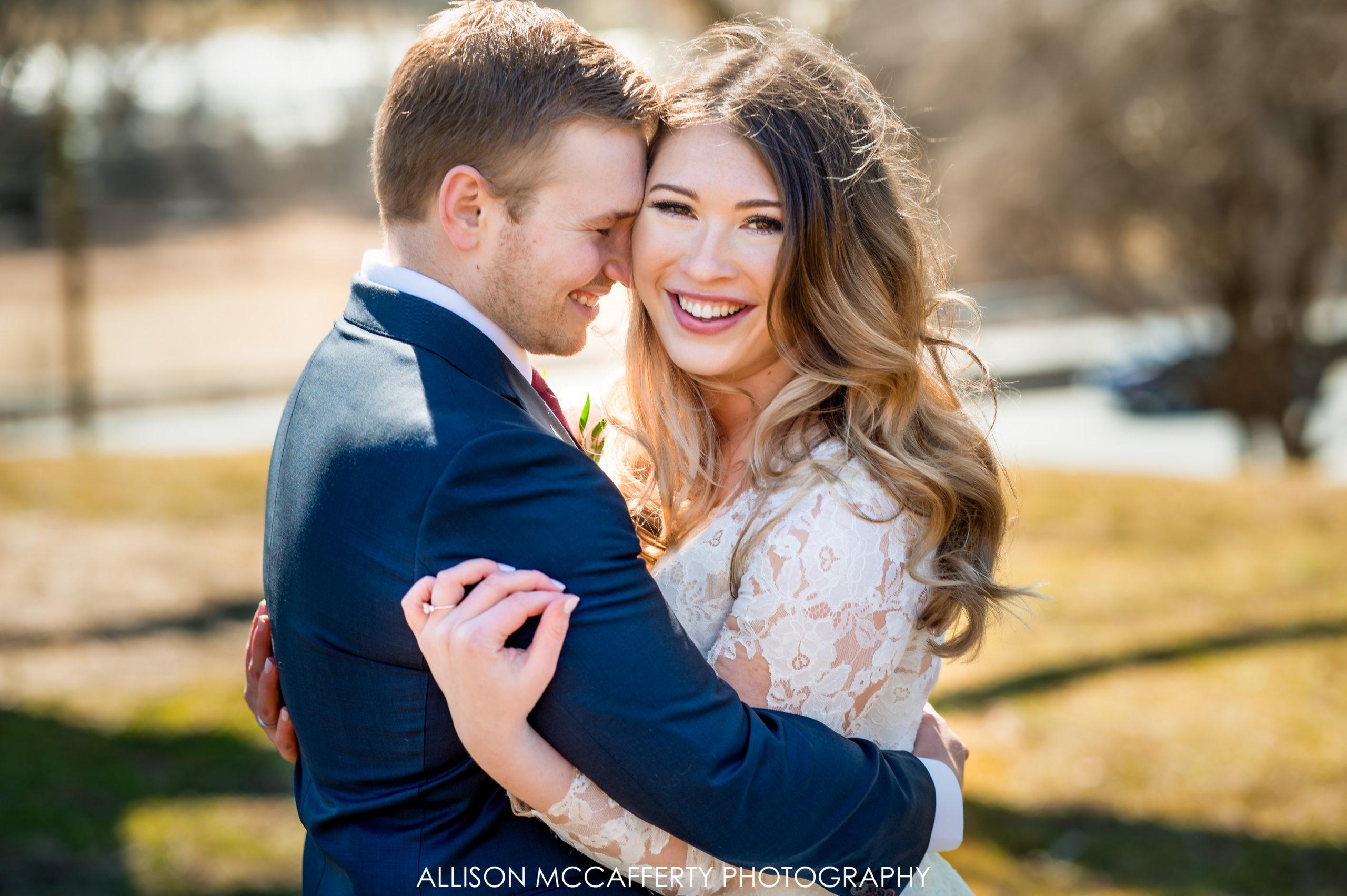 April Wedding Photos