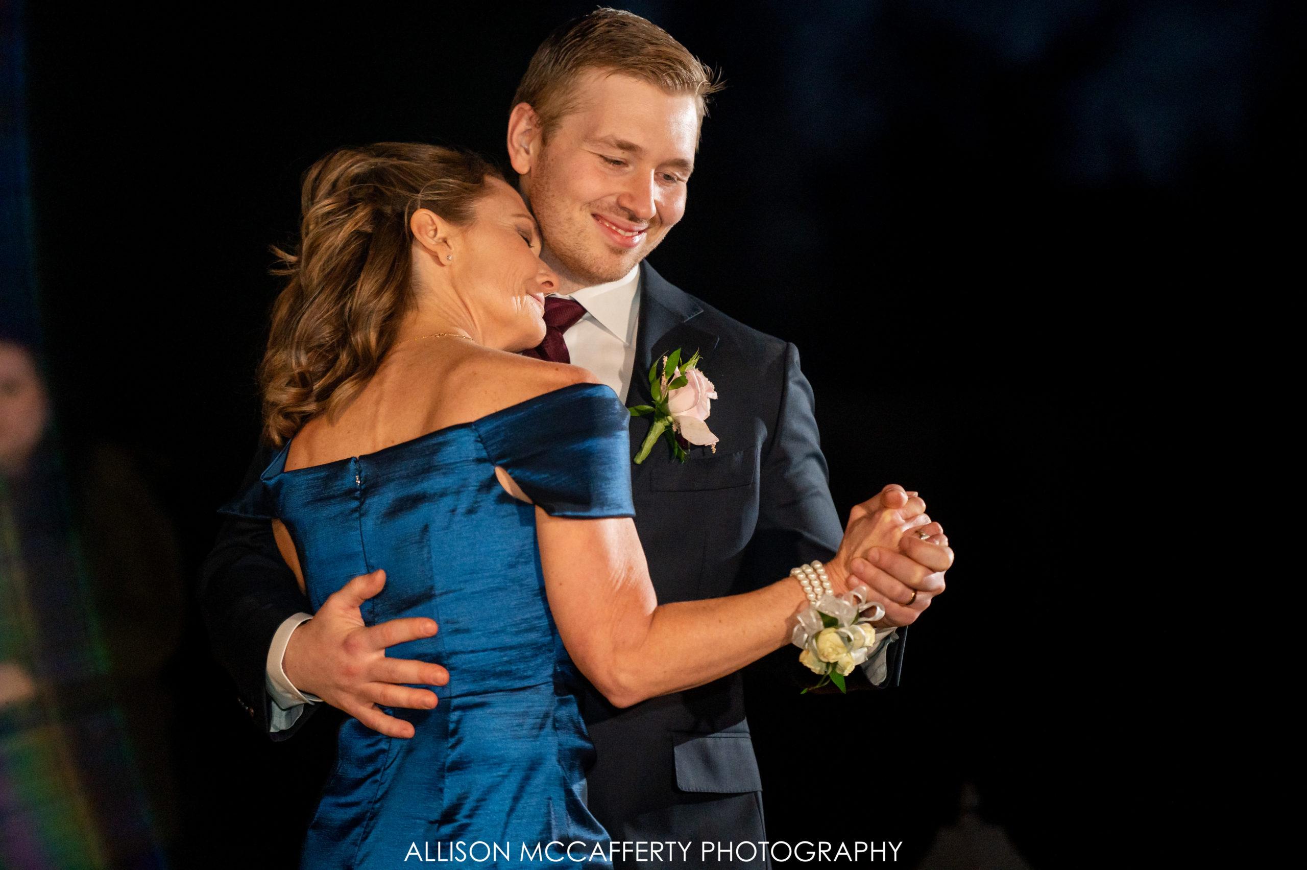 Mother Son Dance Photos