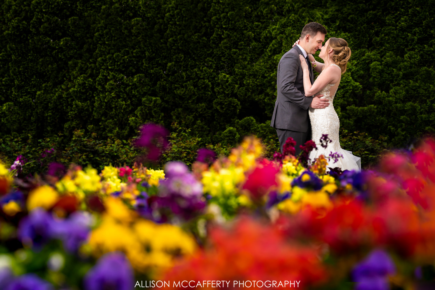 Christine & Chris | A Wedding at The English Manor