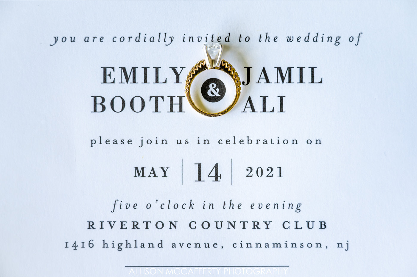 Riverton Country Club Wedding