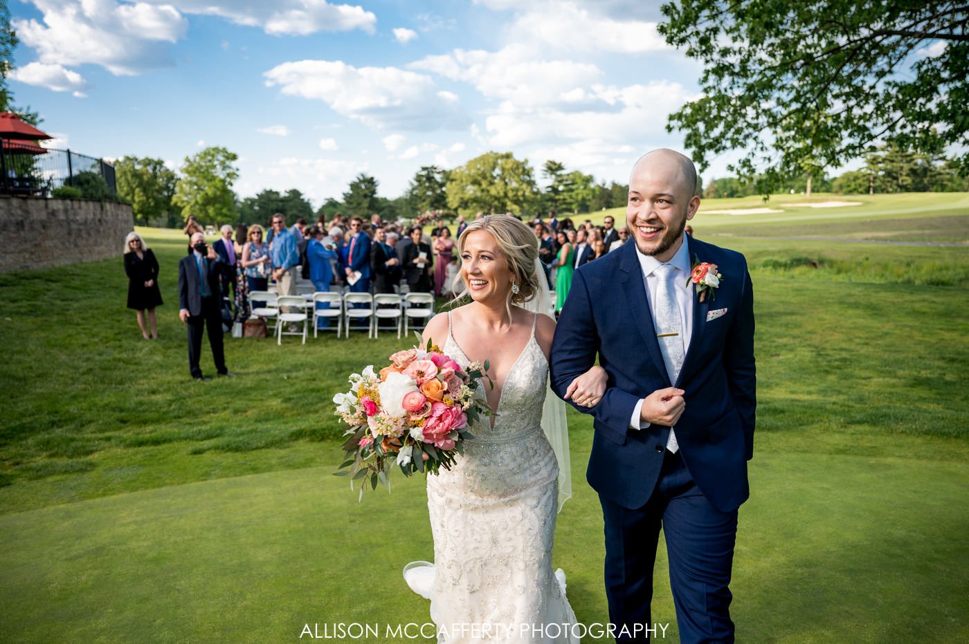 Emily & Jamil   Riverton Country Club Wedding