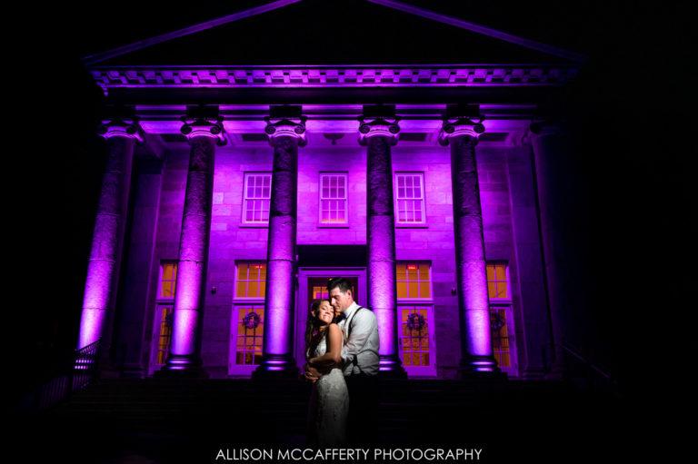 Shelly & Devin | Ballroom at Ellis Preserve Wedding
