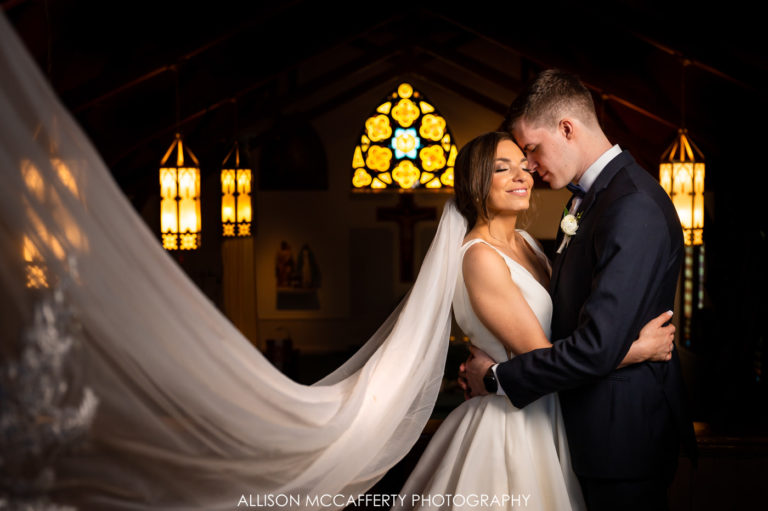 Elle & Drew | Windows on the Water Sea Bright Wedding