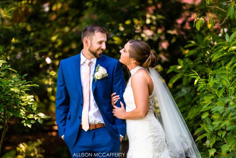 Karlie & Kevin | Exley's Christmas Tree Farm Wedding